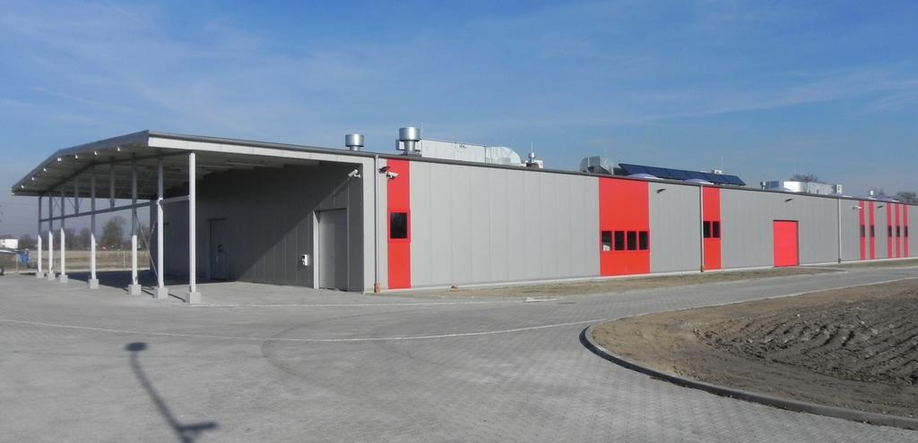 Modernistyczne Budowa hali stalowej – poznaj koszty, dystrybutor i dostawca MY81